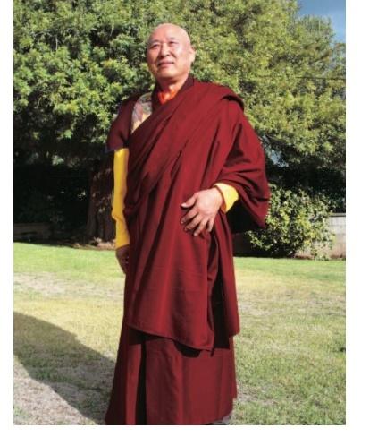 第三世多杰羌佛渡生成就-開初仁波且獲得現量大圓滿而成就